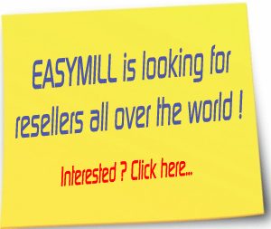 EASYMILL is looking for businesspartners!